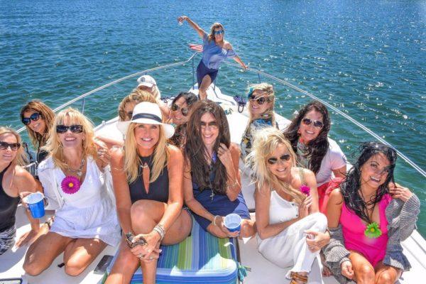 Addio al nubilato Lago di Garda