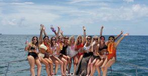 Addio al nubilato lago d'Iseo