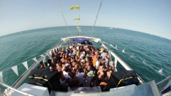 Feste in barca Lago di Garda low cost