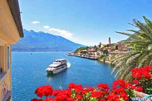 Gite in barca lago di Garda