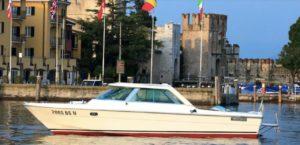 Motoscafo Airone Lago di Garda