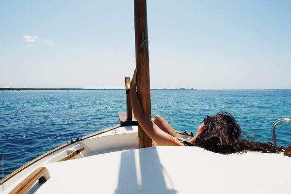 Vacanze in barca lago di Garda