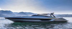 Yacht per feste lago di Garda